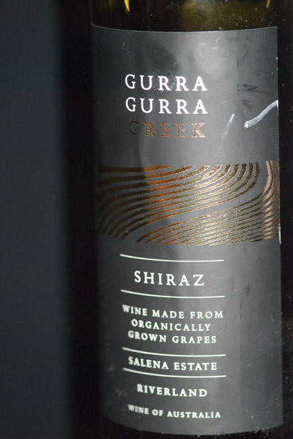 Gurra Gurra Creek Shiraz ( Nordic Sea Winery ) 2009