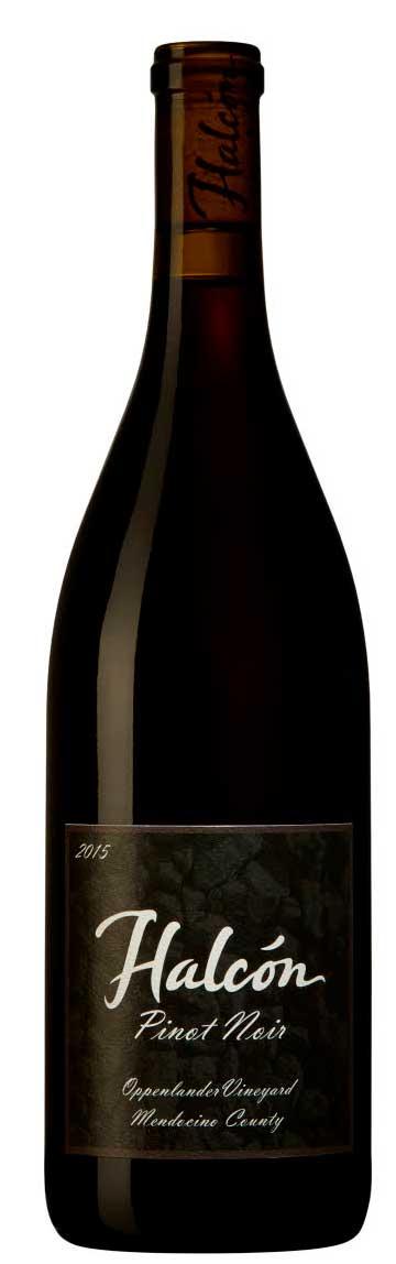 Oppenlander Pinot Noir ( Halcon Vineyards ) 2015