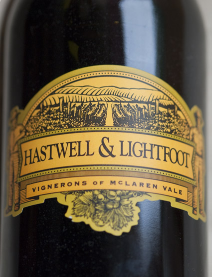 Shiraz ( Hastwell and Lightfoot ) 2007
