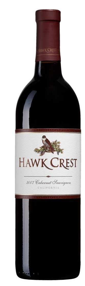Cabernet Sauvignon Hawk Crest ( Stag`s Leap Wine Cellars ) 2007