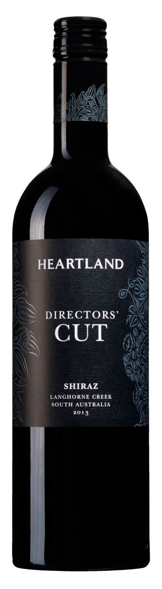 Directors` Cut Shiraz ( Heartland Wines ) 2014
