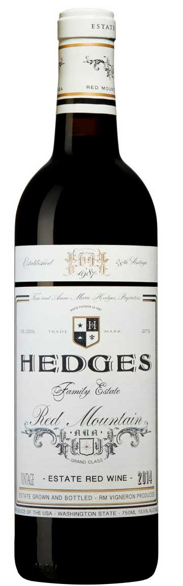 Red Mountain ( Hedges Family Estate ) 2014