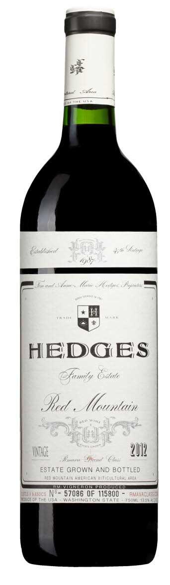 Hedges ( Hedges Family Estate ) 2012