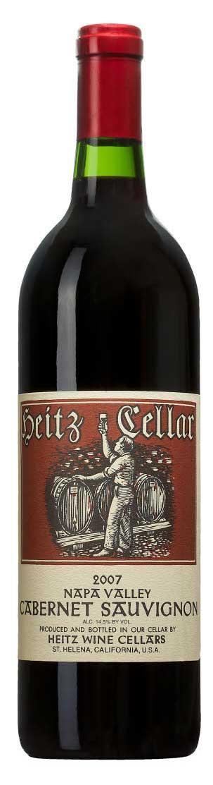 Cabernet Sauvignon ( Heitz Wine Cellars ) 2013