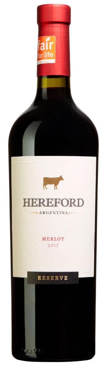 Hereford Merlot ( Bodegas la Rosa ) 2017