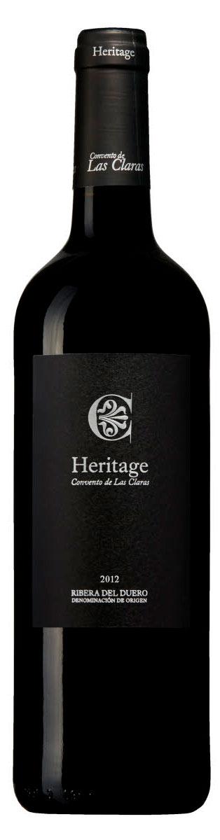 Heritage ( Bodegas Convento de las Claras ) 2012