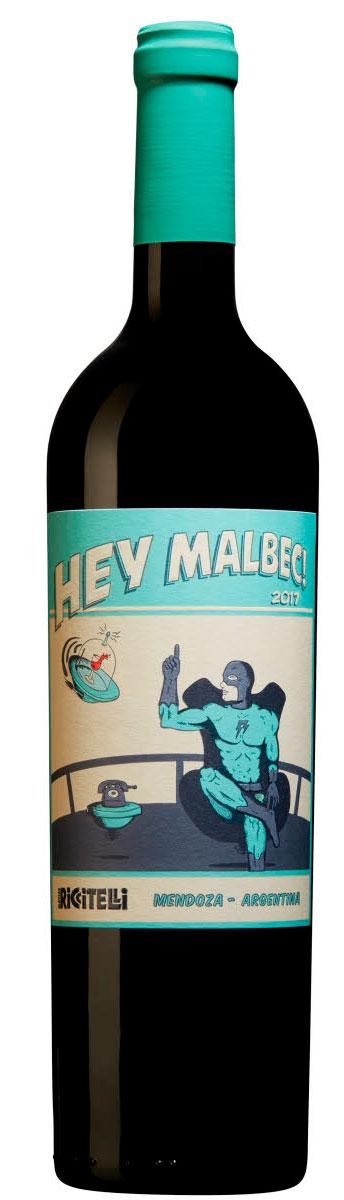 Hey Malbec ( Matías Riccitelli Wines ) 2016