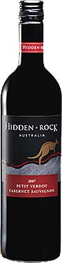 Hidden Rock Petit Verdot Cabernet Sauvignon ( Dominic Wines ) 2005