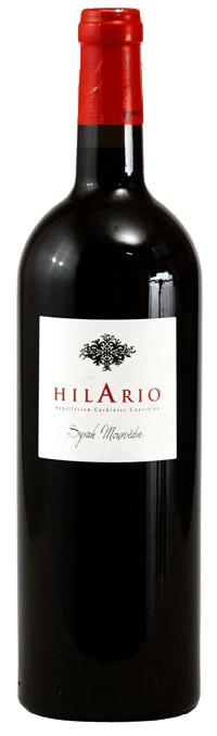 Hilario Syrah Mourvèdre ( Vinitrio ) 2007