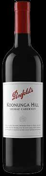 Koonunga Hill shiraz cabernet ( Penfolds Wines ) 2001