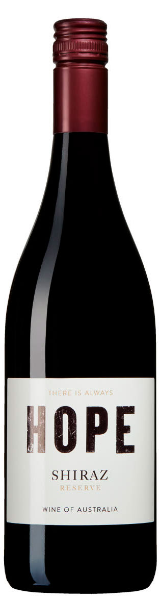 Hope Shiraz Reserve ( Iconic Wines ) 2017