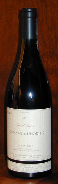 Grande Cuvée ( Domaine de L`Hortus ) 2014