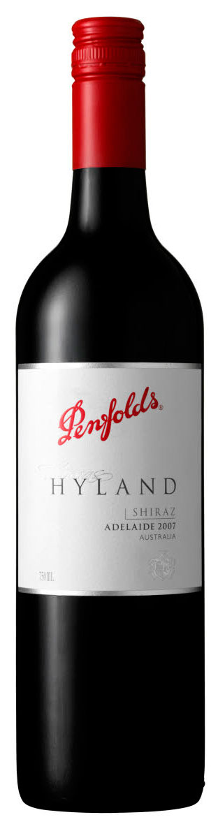 Thomas Hyland Shiraz ( Penfolds Wines ) 2005