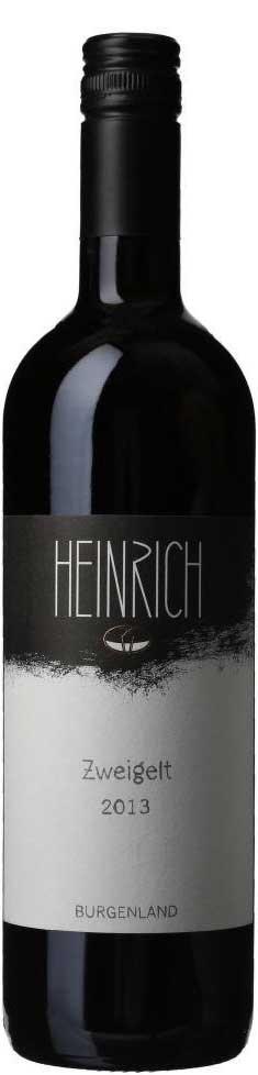 Heinrich zweigelt ( Weingut Gernot und Heike Heinrich ) 2015