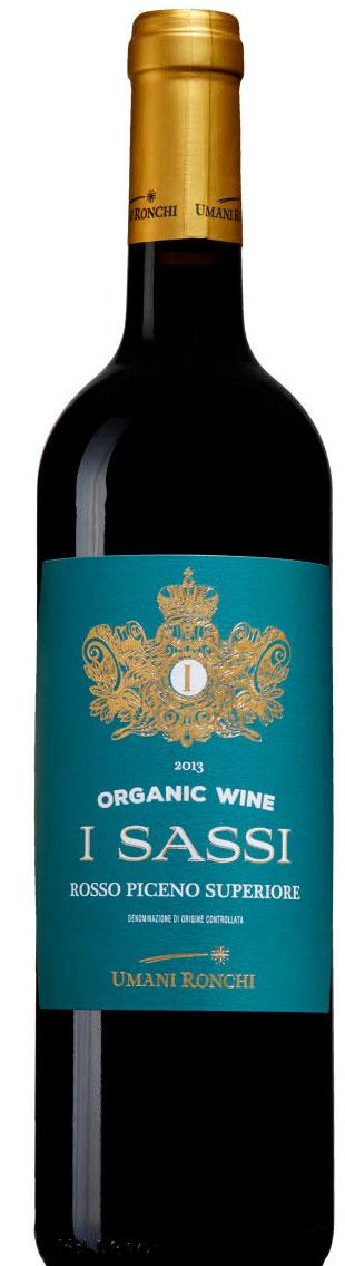 I Sassi Rosso Organic ( Umani Ronchi ) 2013