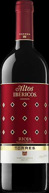 Altos Ibericos Crianza ( Miguel Torres ) 2016