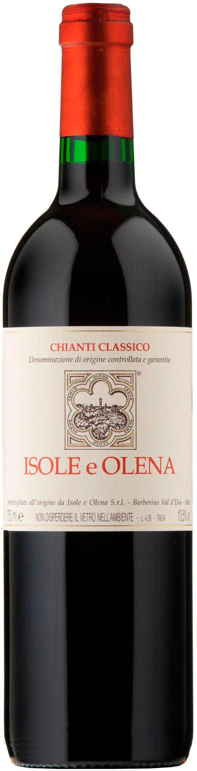 Chianti Classico ( Isole E Olena ) 2003