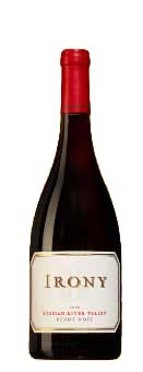 Irony  Pinot Noir ( Life`s Strange Twists Wine Co ) 2010