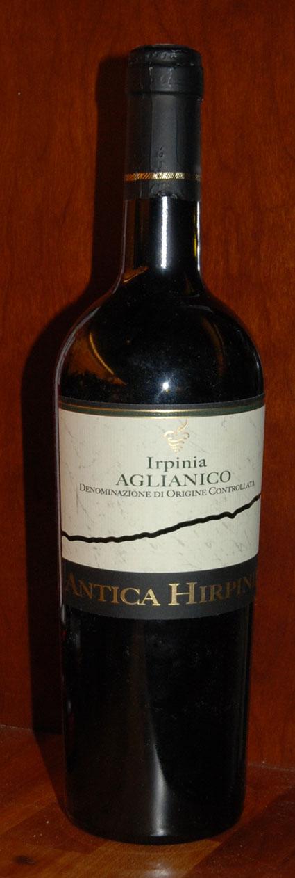 Aglianico Irpinia ( Antica Hirpinia ) 2005
