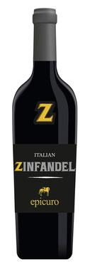 Epicuro Zinfandel ( Femar Vini ) 2014