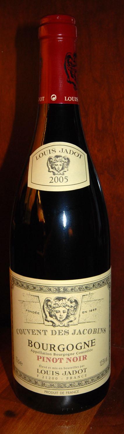 Bourgogne Couvent des Jacobins ( Louis Jadot ) 2010