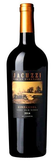 Old Vine Zinfandel ( Jacuzzi Family Vineyards ) 2015