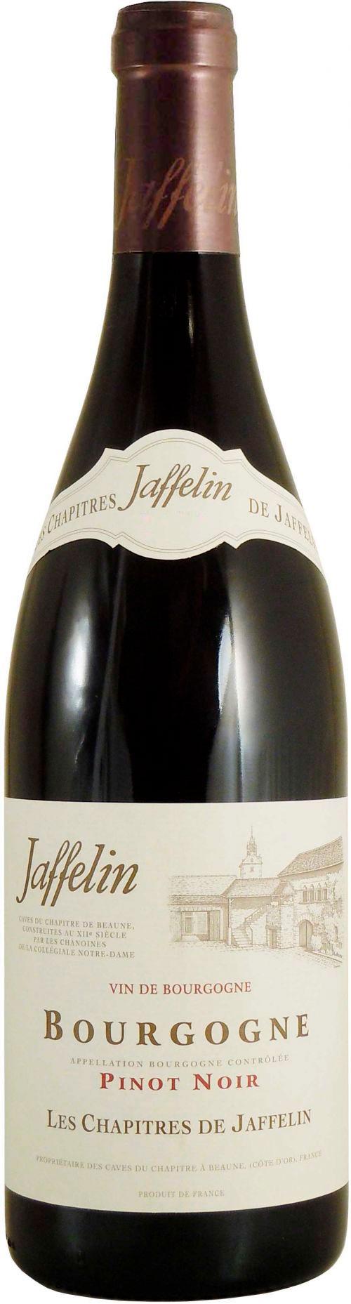 Bourgogne Pinot Noir ( Jaffelin ) 2018