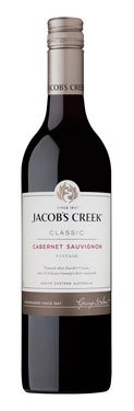 Jacob`s Creek Cabernet Sauvignon ( Orlando Wines ) 2001