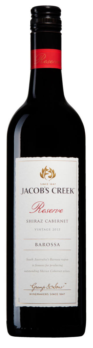 Reserve Shiraz Cabernet Sauvignon ( Jacob`s Creek Wines ) 2015
