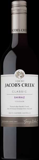 Jacob`s Creek Shiraz ( Orlando Wines ) 2015