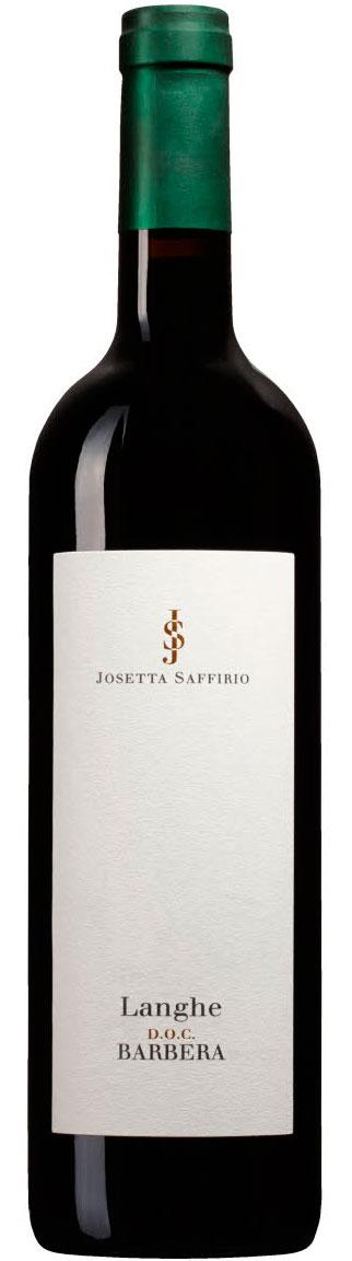 Langhe Barbera ( Josetta Saffirio ) 2013