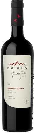Terroir Series Cabernet Sauvignon ( Kaiken Wines ) 2016
