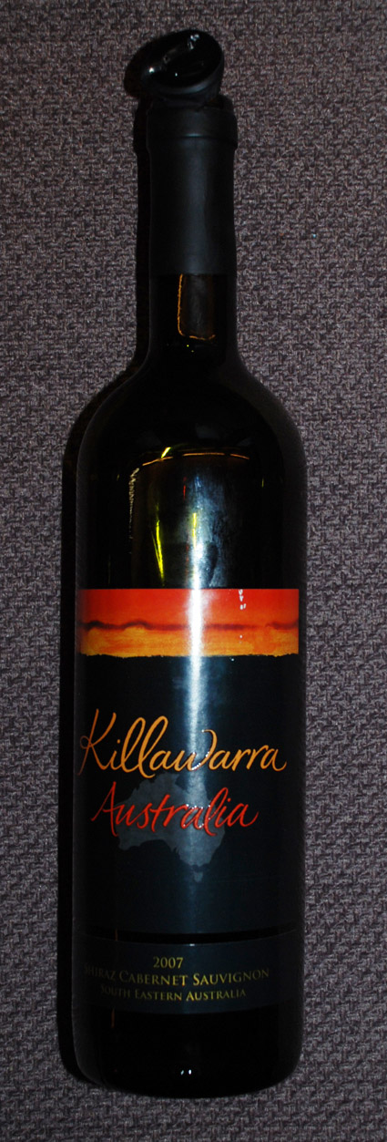 Killawarra  Shiraz Cabernet Sauvignon ( V and S ) 2007