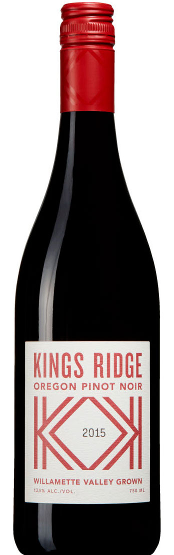 Kings Ridge Pinot Noir ( Union Wine Company ) 2017