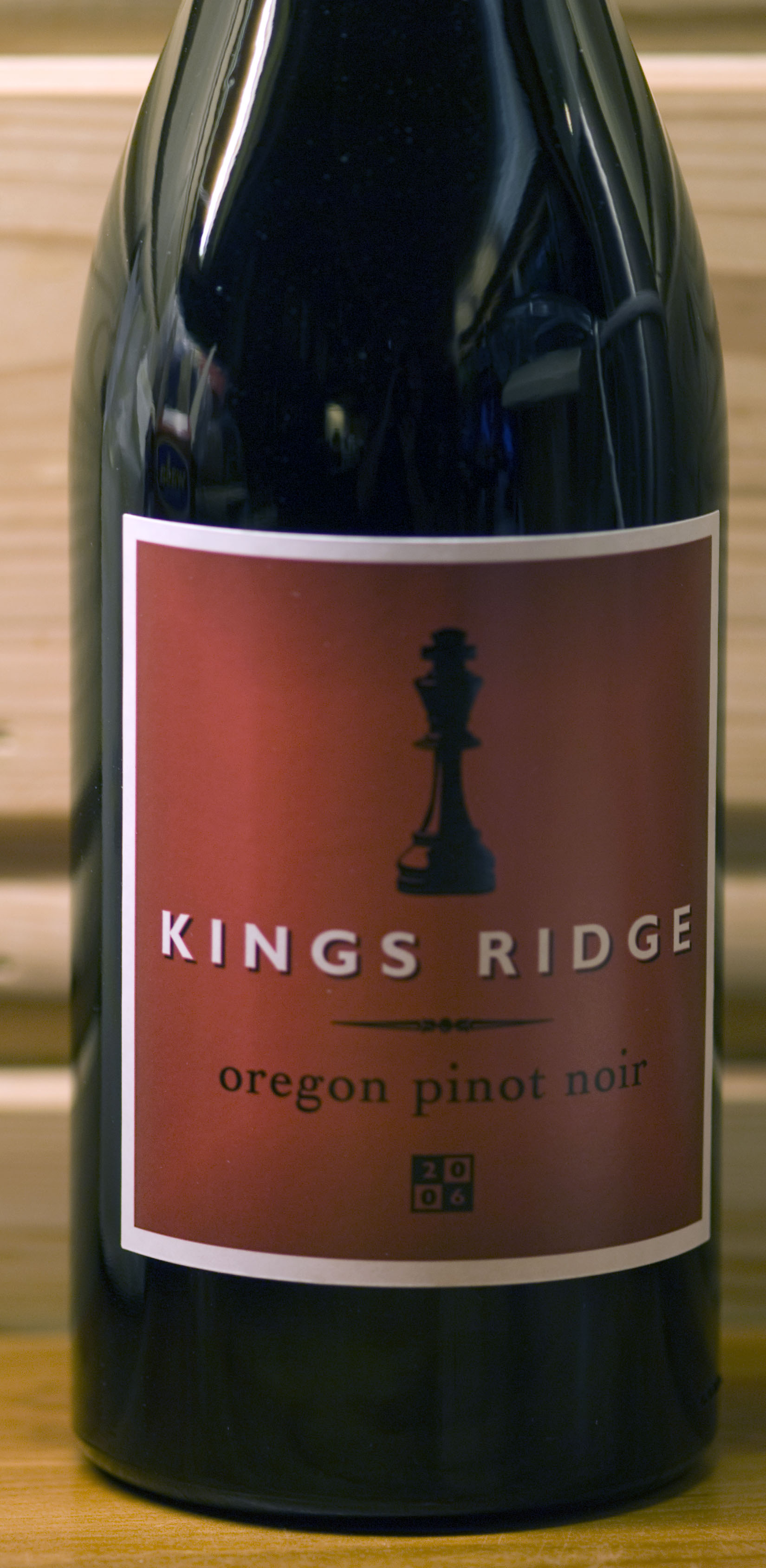 Oregon Pinot Noir ( Kings Ridge Wines ) 2006