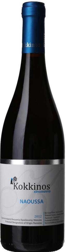 Naoussa Kokkinos ( Stavros Kokkinos Winery ) 2012