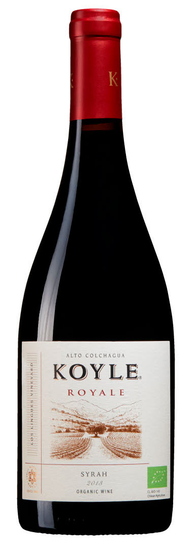 Koyle Royale Syrah ( Viña Koyle ) 2013