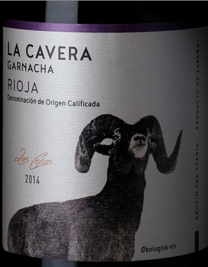 La Cavera Garnacha ( Bodega Las Cepas ) 2015
