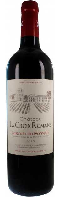 Chateau La Croix Romane ( Vignobles Dubard ) 2011