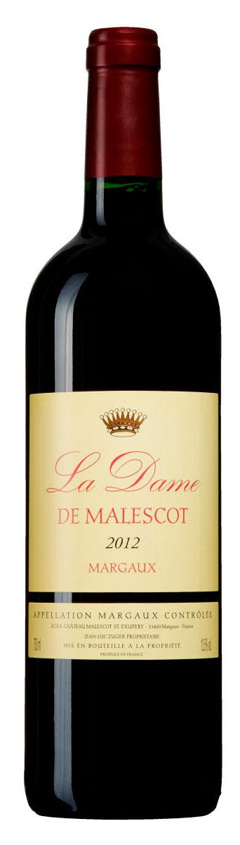 La Dame de Malescot ( Château Malescot ) 2012