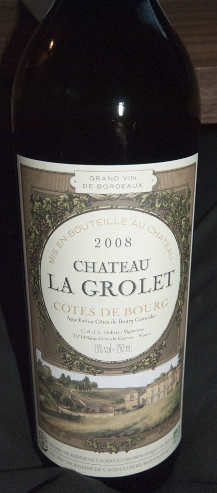 Château La Grolet ( Château La Grolet ) 2012