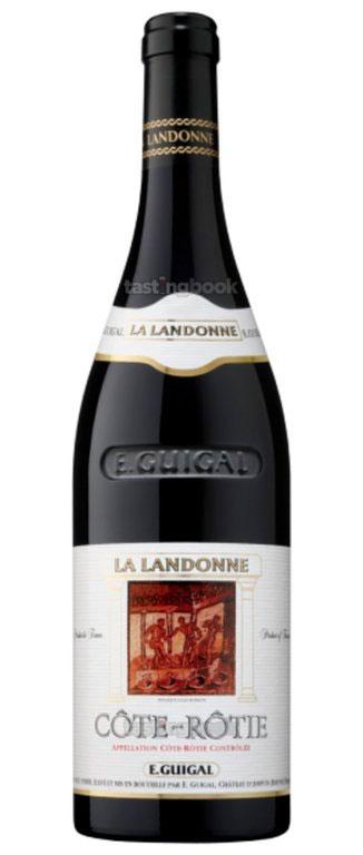 Côte-Rôtie La Landonne ( E. Guigal ) 1998