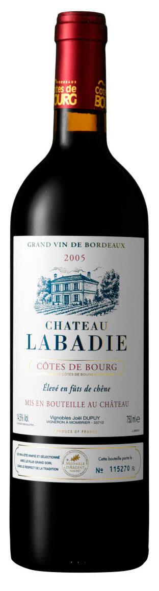 Château Labadie ( Château Labadie ) 2015
