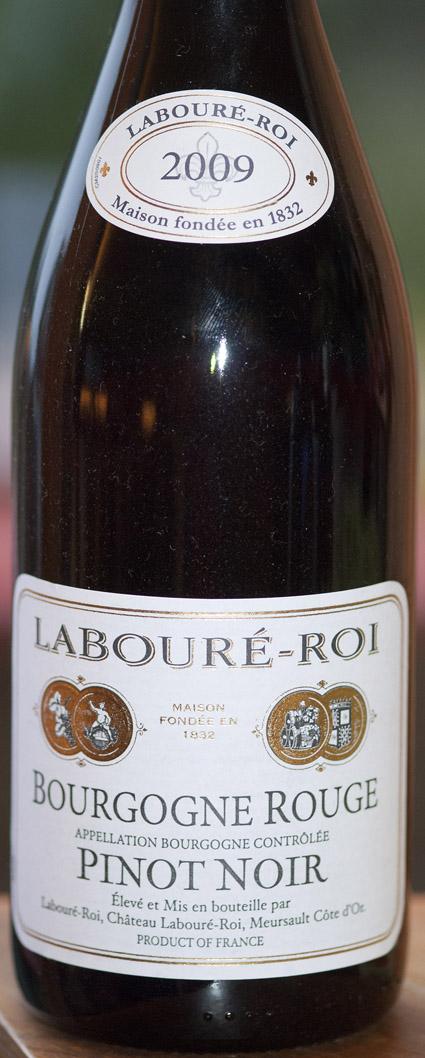 Bourgogne Rouge Pinot Noir ( Labouré-Roi ) 2005