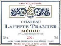 Chateau Lafitte-Tramier ( Adrien Tramier ) 2010