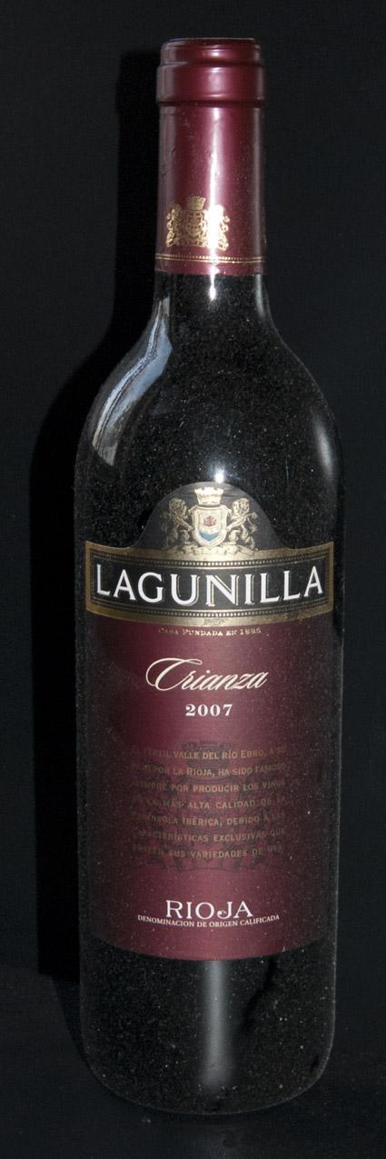 Crianza ( Lagunilla ) 2010