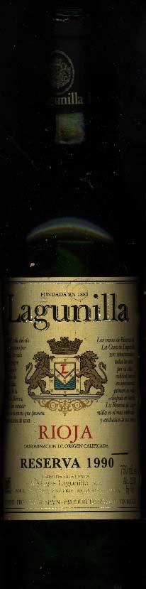 Lagunilla Reserva ( Lagunilla ) 2001
