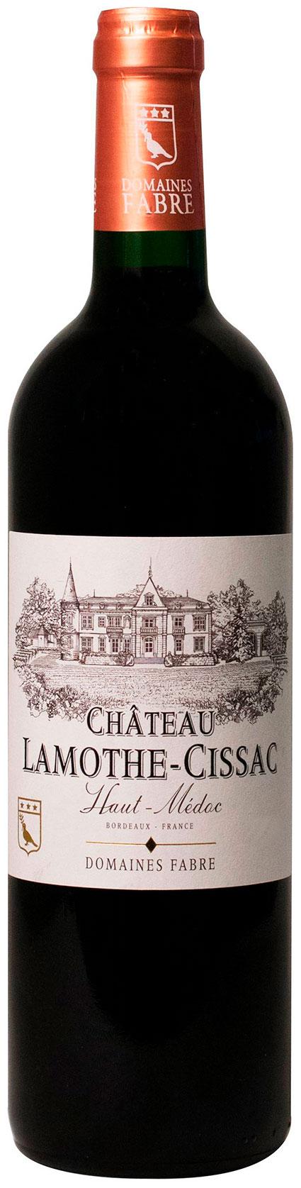 Chateau Lamothe-Cissac ( Domaines Fabre ) 2014