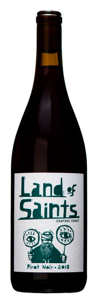 Pinot Noir ( Land of Saints Wine Company ) 2018