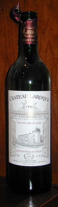 Château Laroque ( Château Laroque ) 2011